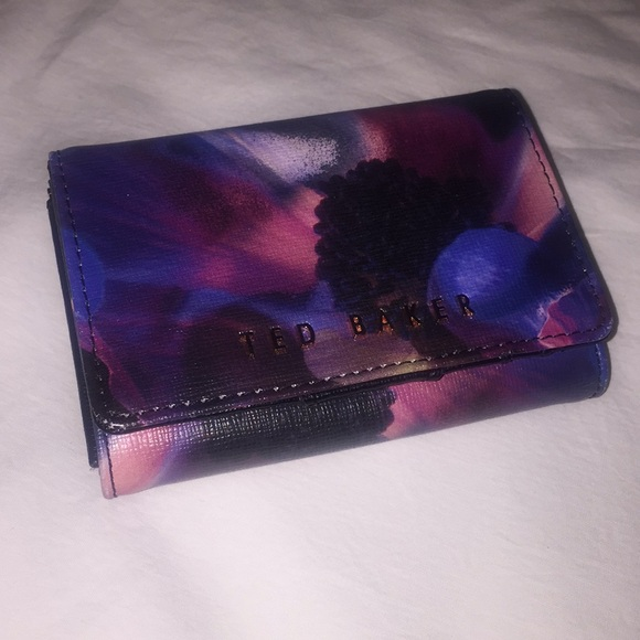 Ted Baker Handbags - Small Trifold Wallet